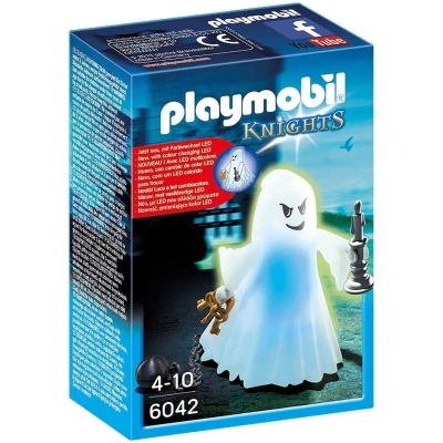 PLAYMO BORGSPØKELSE MED REGNBUE-LED i gruppen Leker / Action figurer diverse: / Playmobil hos Gla´pris (Efa Marked AS) (4008789060426-516---)