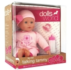 DOLLS WORLD SNAKKENDE TAMMY M/21 LYDER