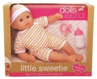 DOLLS WORLD  LITTLE SWEETIE 30CM