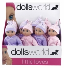 DOLLS WORLD MOLLY MYK KROPP M/SOVEØYNE 2