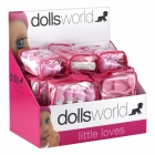 DOLLS WORLD DUKKEUTSTYR I BAG I DISPLAY