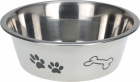 HUND BOWL STAINLESS STEEL, 1.75L, DIA 21